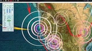 1/15/2019 -- Rare M4.7 Earthquake strikes East Coast USA / Virginia / East of USGS Headquarters