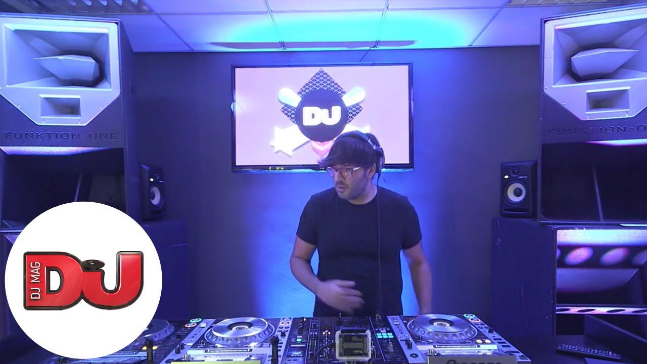 Wally Lopez - Live @ DJ Mag HQ 2015
