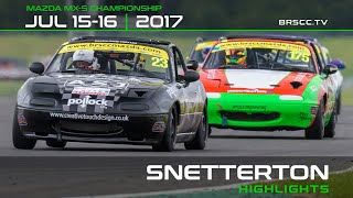 MX-5_Cup - Snetterton2017 Rounds13 14 and 15