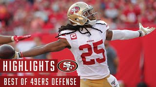 49ers Best Defensive Plays of 2019