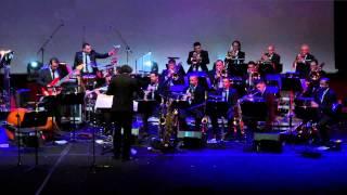 """Gran Canaria Big Band - """"Chipude"""" by José Antonio Ramos, Arr. M. Blanco"""