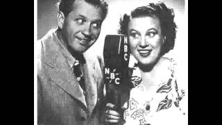 Fibber McGee & Molly radio show 6/13/39 Advice Column - YouTube