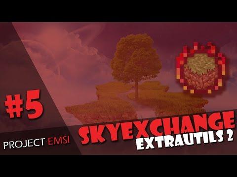 ExtraUtils2 #5 | SkyExchange -MC | DoomishSK