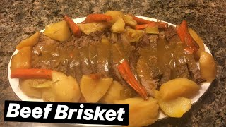 How To Make: Beef Brisket