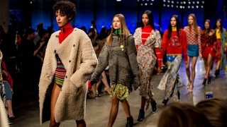 Topshop at London Fashion Week | The Full Topshop Unique February 2017...