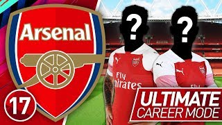 FIFA 19 ARSENAL CAREER MODE #17 | £200,000,000 TO SPEND?! (ULTIMATE DIFFICULTY)