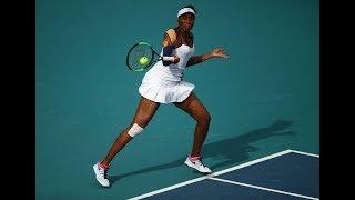 Venus Williams   2019 Miami Open Day 6   Shot of the Day