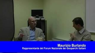 Mediterre: Intervista A Maurizio Burlando, Rappresentante Forum Geoparchi Italiani
