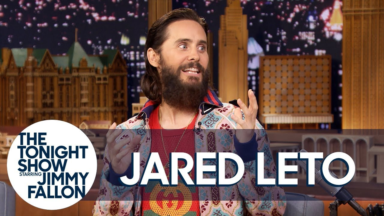 Jared Leto Ziplined into a Thirty Seconds to Mars Concert thumbnail