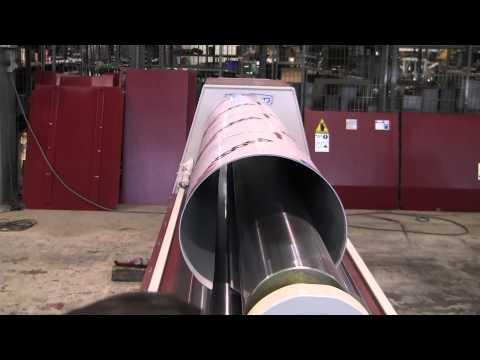 AKBEND AHK 40/04 3 Rolls Hydraulic Plate Bending Machine - zdjęcie