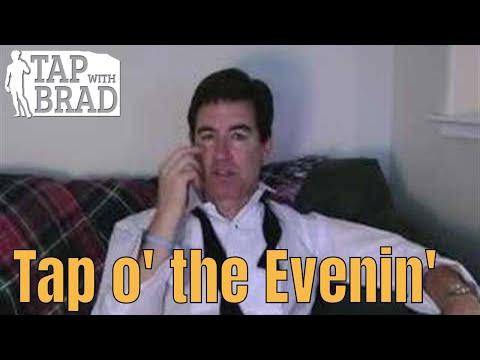 Tap O' The Evenin' with Brad Yates – EFT