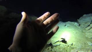 Exploring Mexico's Underwater Caves