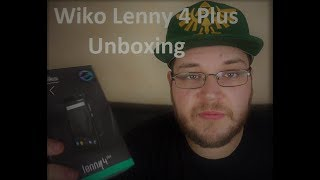 Wiko Lenny 4 Plus Unboxing Deutsch Germany
