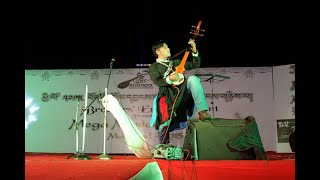 Tibetan Musical Concert 2015 @ Bylakuppe(Tennor) Ta La Shipa Tibetan Song