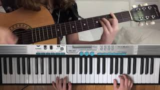 Eleanor Put Your Boots On - Franz Ferdinand (Piano + Guitar Cover)