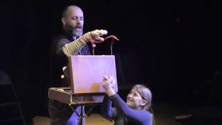 Siblee's Traveling Puppet Show
