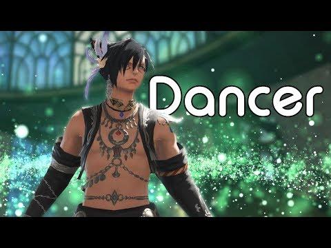 Dancer | FFXIV Shadowbringers Media Tour