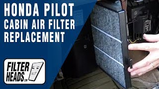 AQ Cabin Air Filter Particulate Media - Acura mdx air filter