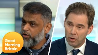 Will Lie Detectors Stop Terrorists? | Good Morning Britain
