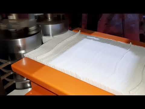 3 HP Tissue Paper Making Machine