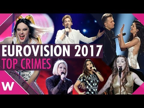 Eurovision 2017: Review of the top crimes and jury-televote wrongs