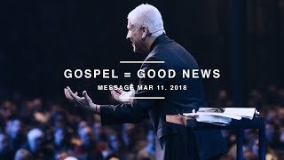 THERE IS GOOD NEWS - Gospel = Good News