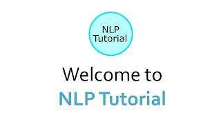 01 Introduction to Natural Language Processing