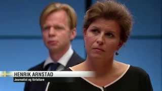 SVT Debatt - Henrik Arnstad skämmer ut Sverige (2015.09.17)