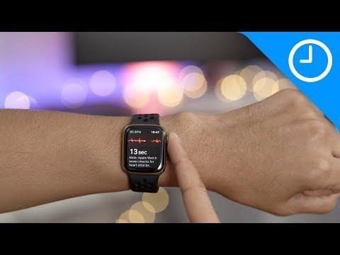 watchOS 5.1.2 Changes/Features – ECG app!