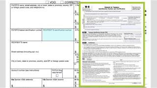 Tax Form 1099 MISC: How To Complete & File