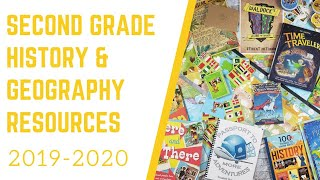 Second Grade History & Geography Curriculum