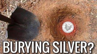 Burying Silver (& Gold) Underground? | Precious Metal Security & Storage | Wealth Preservation