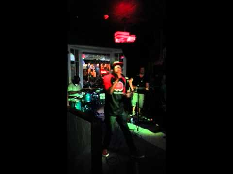 T.bostic live on Cypher Sunday at Stella Blues