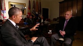 DAVID SIMON | Conversation with President Obama On The Wire