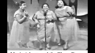 <b>Johnny Otis</b> With Marie Adams And The Three Tons Of Joy  Ma Hes Making Eyes At Me