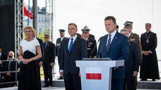 Prezydent Andrzej Duda przyjął zwierzchnictwo nad Siłami Zbrojnymi RP