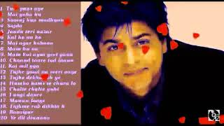 Shahrukh khan Evergreen hits BEST COLLECTION ll Top hits of SRK of all the time