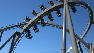preview picture of video 'A Trip to Thorpe Park | xameliax'