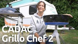 CADAC Grillo Chef 2 - Funktionen und Zubehör