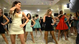 Найкращий випускний танець 2014 ТУГ ім. І.Франка. Тернопіль
