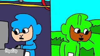 Wonderland Meme -Slendytubbies 3 Ft.Ron And Dipsy (Some Spoilers)