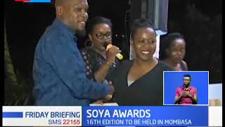 Kenyan sports personalities to be feted as Mombasa hosts SOYA Awards