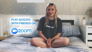 Play quizzes on Zoom | It's Quiz Time