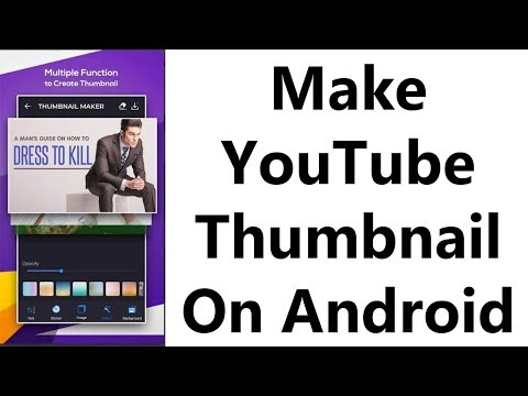 Download How To Create Make Youtube Custom Thumbnail Size Maker From
