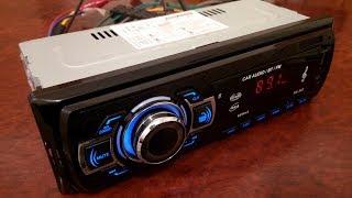 RK-522 auto radio - unboxing & recenzija