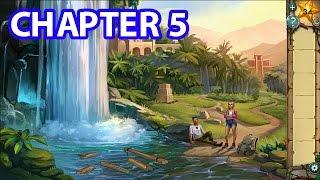 Adventure Escape Hidden Ruins Chapter 5 - Walkthrough