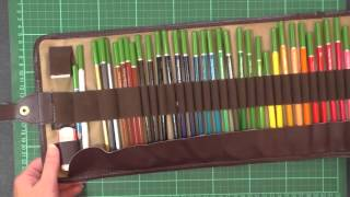 Colouring Review Pencil Cases