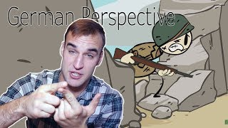 D-DAY German perspective (Estonian reacts)