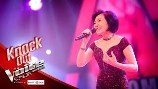 อาตุ๋ม - เย่เลี่ยงไต้เปี่ยวหว่อ ตีซิน - Knock Out - The Voice Senior Thailand - 23 Mar 2020