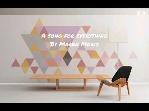 Maren Morris - A Song For Everything [Lyrics]